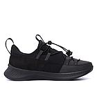 Чоловічі шкіряні кросівки Jordan чорні, фото 7