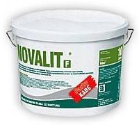 Краска фасадная слабощелочная полисиликатная NOVALIT F, фото 1
