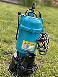 Дренажно-фекальный насос EuroCraft WQD 10-8-0,55F с поплавком, фото 5