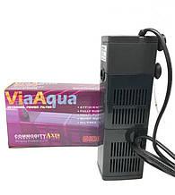 Фильтр внутренний Atman PF- 500, ViaAqua VA-610IPF для  аквариума до 200л