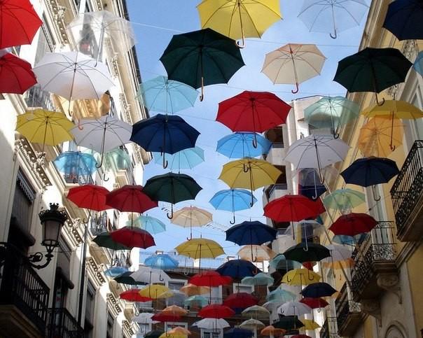 Зонты от дождя