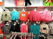 Дитяча та доросла одяг з Америки
