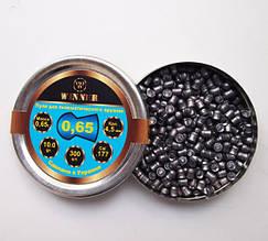 Кулі 4.5 мм Winner 0,65 г круглоголові (300шт) 13343