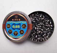 Кулі 4.5 мм Winner 0,65 г круглоголові (200шт) 13342