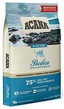 Сухой корм для кошек и котят Акана Acana PACIFICA Cat с рыбой 4,5 кг