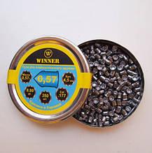 Кулі 4.5 мм Winner 0,57 р остроголовые (350шт) 13341