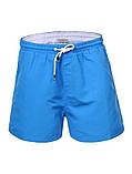 Мужские пляжные короткие шорты в большом размере, фото 2