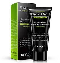 Маска пленка от черных точек Bioaqua BlackMask Blackhead Removal Mask, 60 г