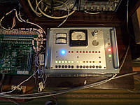 Разработка и изготовление стендового оборудования для испытания и наладки электронных узлов, блоков, плат