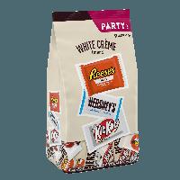 Конфеты White Creme lovers Reese's Hershey's KitKat 924g, фото 1