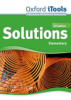 Solutions 2nd Edition Elementary: iTools DVD-ROM