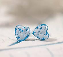 Силиконовый молд на 4 миниатюрных граненых сердечка