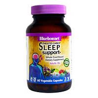 Нормалізація сну Targeted Choice Bluebonnet Nutrition 60 рослинних капсул