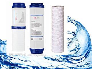 Картриджи для очистки воды, мембраны и сменные элементы к фильтрам