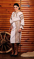 Украинский женский костюм , размер 54