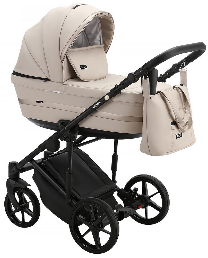 Детская универсальная коляска 2 в 1 Adamex Rimini Eco RI-213
