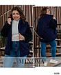 Куртка жіноча коротка, демісезонна розміри:50-68, фото 4