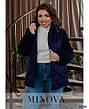 Куртка жіноча коротка, демісезонна розміри:50-68, фото 5