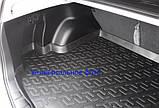 Килимок в багажник модельний Lada Locker Калина un (ВАЗ 1117), фото 2
