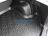 Килимок в багажник модельний Lada Locker Калина un (ВАЗ 1117), фото 5