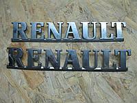 Значок Эмблема Логотип   Renault, Рено , фото 1