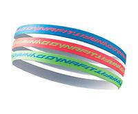 Лента для волос Dynafit Runnin Hairband 3 pcs синій 0098 - UNI, фото 1