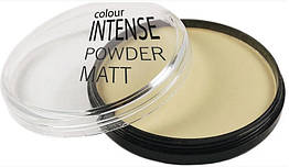 Пудра для лица Colour Intense Powder Matt PM150 №1 Light Pink/Нежно-розовый