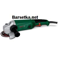 Угловая шлифовальная машина (болгарка) DWT WS10-125 T (гарантия 2 года, длинная ручка, полупрофессиональная)