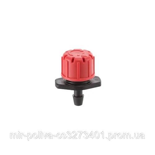 Компенсаційна крапельниця з регулятором тиску(0-70 л/год)