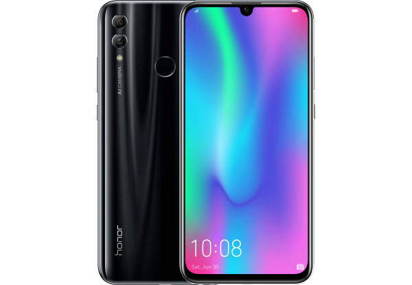 Huawei Honor 10 Lite 4/64Gb black, фото 2