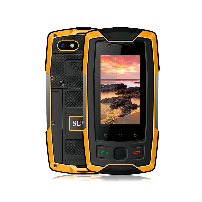 Servo X7 Plus orange
