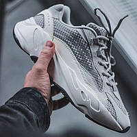 Кроссовки Adidas Yeezy Boost 700 Static   Адидас Изи Буст 700 статик, фото 1