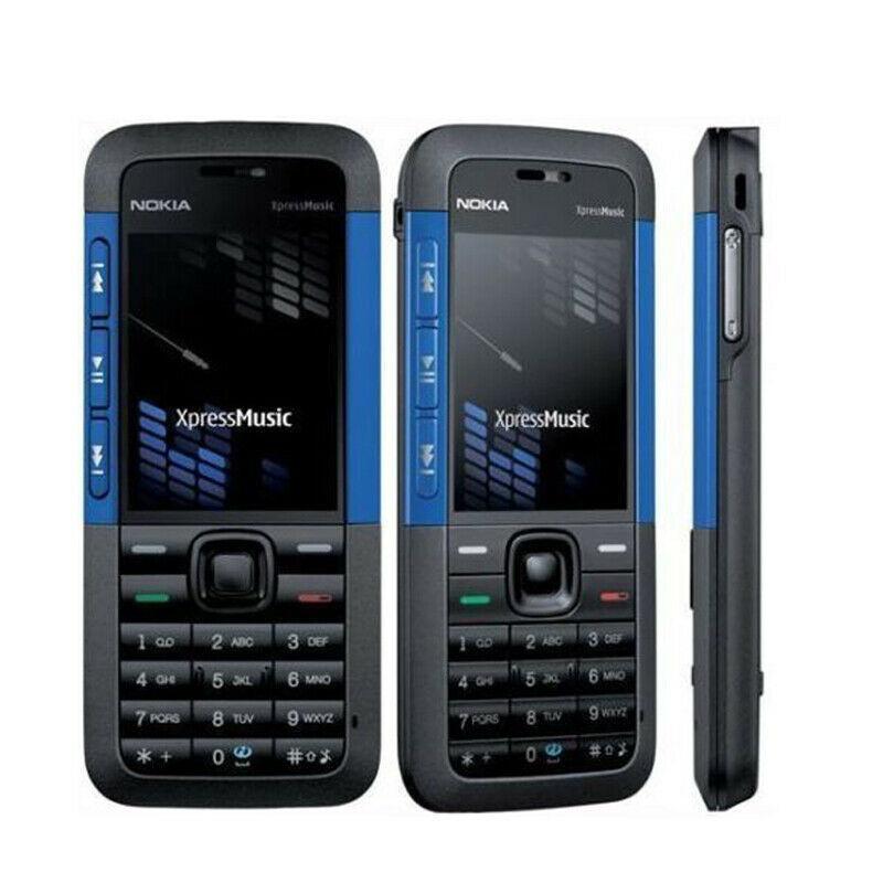 Nokia 5310 blue REF