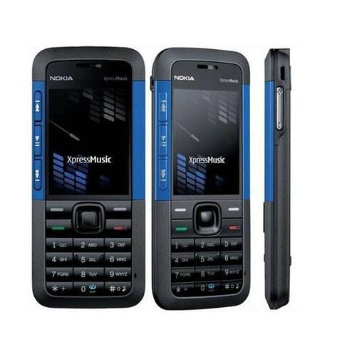 Nokia 5310 blue REF, фото 2