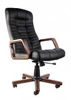 Кожаное кресло руководителя Atlant extra LE