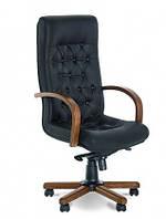 Кожаное кресло руководителя Fidel lux extra LE