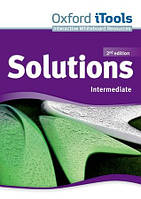 Solutions 2nd Edition Intermediate: iTools DVD-ROM