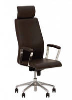 Кожаное кресло руководител Success LE