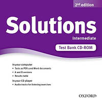 Solutions 2nd Edition Intermediate: Test CD-ROM