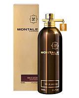 MONTALE AOUD WILD -  (Тестер) (парфюмированная вода)100ml (для женщин)