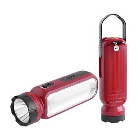 Ручной аккумуляторный фонарик Yajia YJ-1050