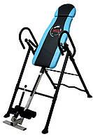 Інверсійний стіл WCG-307 тренажер для спини і хребта (Інверсійний стіл механічний складаний до 120 кг)