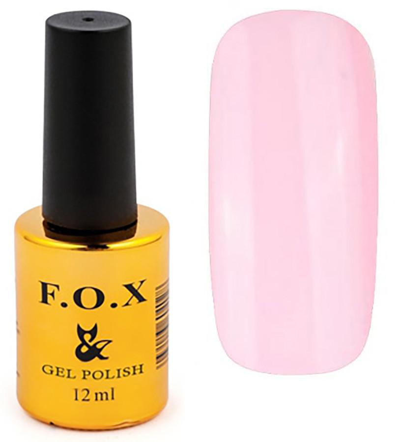 Гель - лак FOX для ногтей gold Pigment №066 12 мл