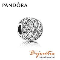 Pandora шарм СЕВЕРНОЕ СИЯНИЕ 791762CZ серебро 925 Пандора оригинал