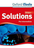 Solutions 2nd Edition Pre-Intermediate: iTools DVD-ROM