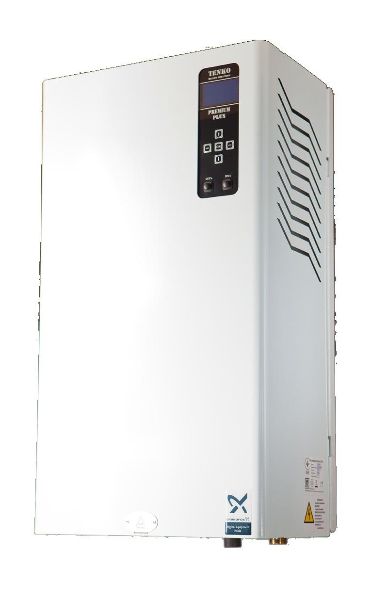 Котел електричний Tenko преміум плюс 6 кВт 220В