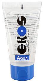 Лубрикант на водной основе EROS Aqua 50 мл