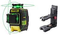 Откалиброван !!! Лазерный уровень Firecore F94T-XG + Магнитный кронштейн