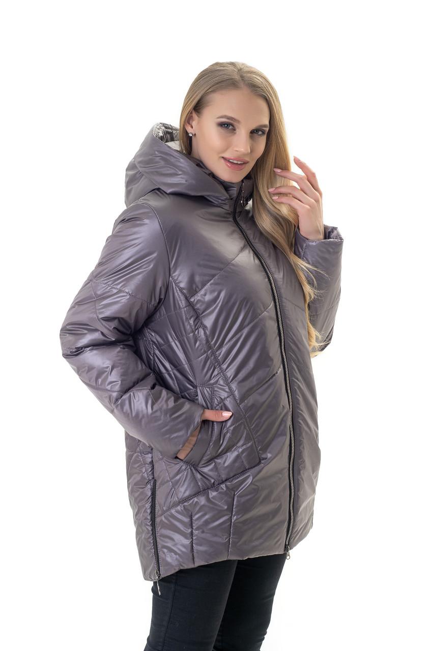 Женская куртка батал от производителя Харьков