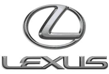 Хром накладки для авто Lexus